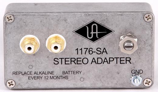 Adaptador Estereo para Compresor 1176