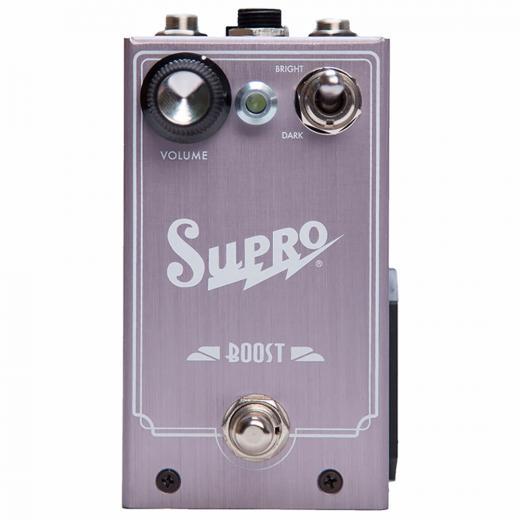 """Pre-amplificador """"limpio"""" ideal para empujar el extremo frontal de un amplificador de tubo."""