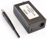 CRMX Transmitter controla de manera inalámbrica un universo DMX (512 canales).