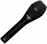 Micrófono de mano condensador cardioide para voces e instrumentos acústicos que proporciona calidad de estudio en el escenario. 138dB SPL, 40Hz - 20kHz, hecho en USA.