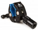 """Clamp de montaje Quick change para superficies planas y tubos, con cabezal de montaje IO-H2 y adaptador de rosca de 5/8"""""""