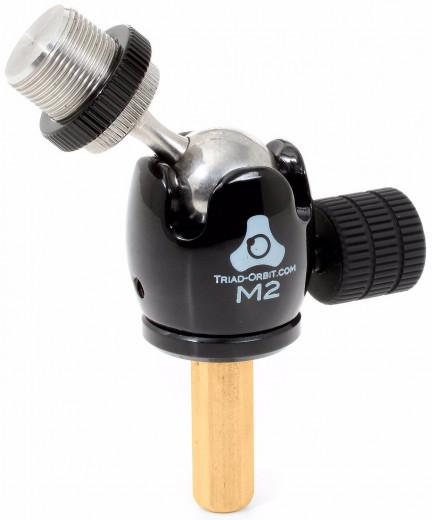 Adaptador orbital de extension corta para microfonos con soportes shockmount, con compatibilidad de cambio rápido IO