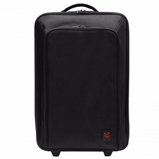 Maleta Dj con ruedas y asa de transporte, Serie Remix MK2 ™, compartimiento para laptop, tablet, marco de proteccion reforzado