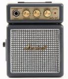 Amplificador combinado de guitarra de 1 watt con opcion batería / transformador con ajustes de volumen, tono y selector clean / overdrive