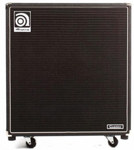 "Altavoces principales 4x10 Bass Reflex + tweeter 1"", SPL máximo : 125 dB, Impedancia nominal 4 ohms."