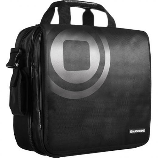 Cansado de llevar un montón de bolsos cuando estas en gira', NI y UDG se reunieron y diseñaron la solución definitiva para todos los DJs digitales y otros artistas electrónicos.