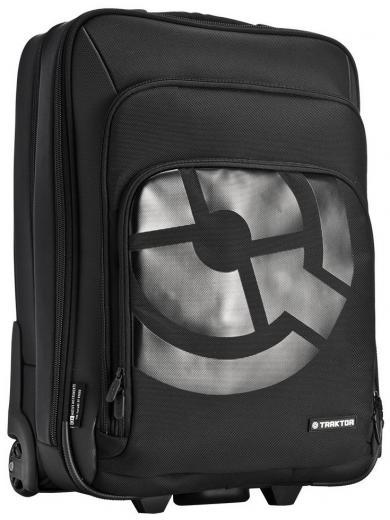 Perfecto para DJs que viajan, esta maleta de Native Instruments te ayuda a transportar tu equipo de manera segura.
