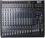 10 entradas XLR con preamplificadores de micrófono DNA ™, compresión dinámica (canales 1-6) y ecualizador de 3 bandas
