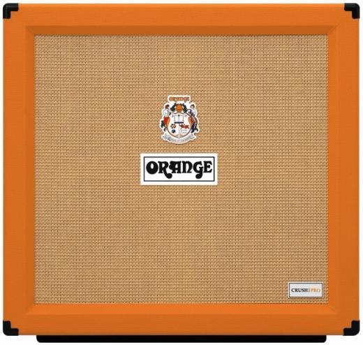 """Gabinete de guitarra de 4 x 12 """" y 240 watts con altavoces Custom """"Voice of the World"""" - 16 ohms"""