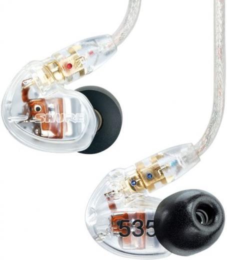 Ergonómicos de rango completo con mangas aislantes del sonido, cables desmontables reforzados con Kevlar y kit de accesorios