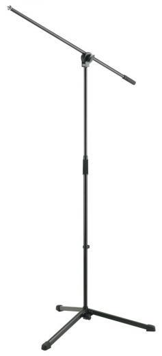 Pesa solo 1,85 kg, diámetro base reducido, solo 660 mm, perilla de bloqueo, longitud del brazo 680 mm