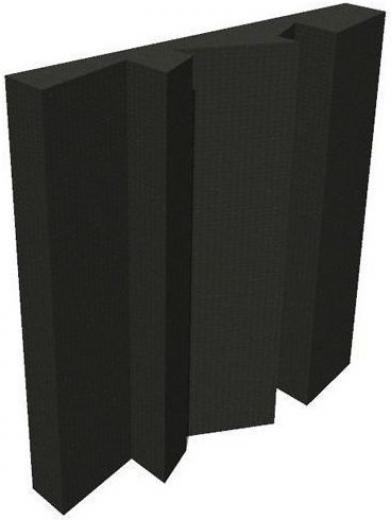 Solución económica y fácil de instalar para cualquier tipo de sala que requiera un tratamiento de absorción acústica