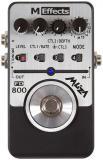 Modulacion digital de múltiples pedales de efecto, contiene 15 presets de modulacion, función de almacenamiento hasta 4 memorias preguardadas
