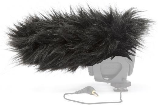 Wind Muff para Microfono RODE VideoMic VMP