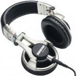 Audifonos cerrados estilo DJ con almohadillas reemplazables y cable desmontable
