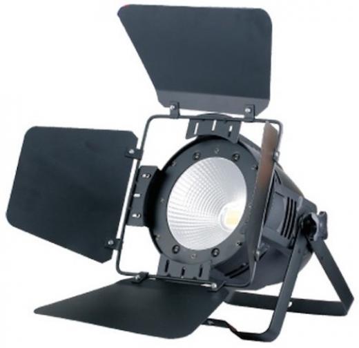 Foco LED PAR KING de alta potencia y ángulo de apertura, para múltiples aplicaciones.