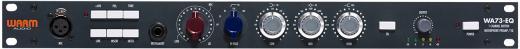 Preamplificador de micrófono / línea e instrumento de 1 canal con ecualizador de 3 bandas