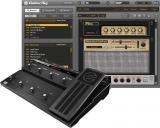 Interfaz de audio USB 2.0, audio de alta calidad de 24 bits / 192 kHz, entradas optimizadas para guitarras y bajos