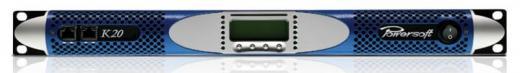 Avanzada Tecnología de fuente de alimentación conmutable, corrección del Factor de Potencia  (PFC), 2 canales, Software Armonia Pro Audio Suite