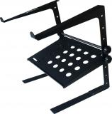 Soporte de sobremesa portátil para laptop, ajuste de altura variable, rango ajustable de 240-368 mm