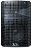 Potencia de 150W continuo, 300W peak, Clase D, diseño bi-amplificado con crossover activo y EQ, Respuesta de frecuencia: (-3dB): 75 Hz - 20 kHz