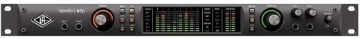 Thunderbolt 3 de 16 entradas / 22 salidas, 24 bits / 192 kHz con procesador central HEXA de 6 núcleos, 8 preamp Unison, soporte Surround 7.1 y Paquete de plug-ins Realtime Analog Classics Plus