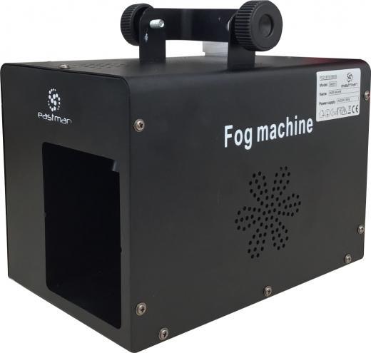 Fog Machine, Sistema de calefacción, Tiempo de calentamiento: 42 Seg, Capacidad del estanque: 250 Ml