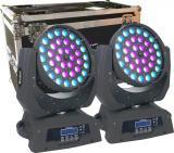 Fuente de alimentación: AC100-240V, 50-60Hz, Consumo de energía: 420 ~ 540W, Fuente de luz: 36 * 10W RGBW 4 en 1