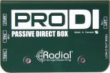 Caja directa pasiva mono con transformador personalizado y construcción robusta