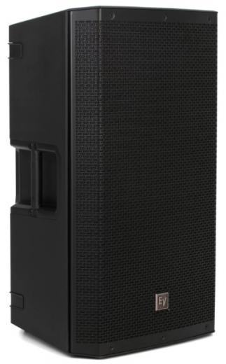 """Caja acustica pasivo de 250 watts / 1,000 watts con controlador LF de 15 """"y controlador HF de 1.5"""" (cada uno)"""