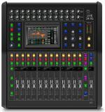 Consola digital de 24 canales, 24 entradas (24 mic / 2 líneas estéreo - 2 USB), 2 efectos digitales de alta definición, 6 subgrupos DCA asignables