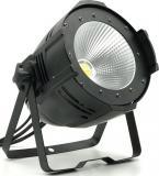 1 Led de 200W COB, color RGBW 4 EN 1, angulo de haz: 35°, activación por sonido, automático, master / slave, DMX-512