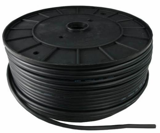 Rollo 200 Mts, DMX-512, cableado de luces y efectos especiales, 22 AWG, cable blindado