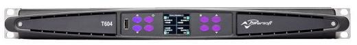 Amplificador Serie T, Numero de canales: 4, Potencia de Salida Single channel mode: 2 ohms (1500 W), 4 ohms (1500 W), 8 ohms (1250 W), Modo puente: 4 ohms (3000 W), 8 ohms (3000 W)