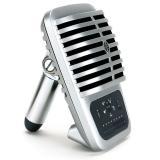 Micrófono USB / Interfaz con 5 modos de grabación y monitoreo de auriculares para Mac / iOS / Windows / Android, resolución digital completa de 24 bits / 48kHz