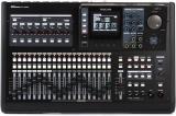Grabador independiente Portastudio digital de 32 canales con 8 entradas de nivel de línea / pre de micrófono simultáneos, efectos integrados, procesamiento de señal incorporado, conectividad USB y tarjeta SD de 4GB