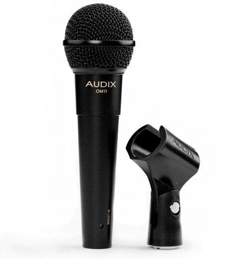 Nivel de concierto, micrófono profesional con bajisimo ruido, patrón polar hipercardioide, Respuesta de frecuencia: 50 Hz - 18 kHz