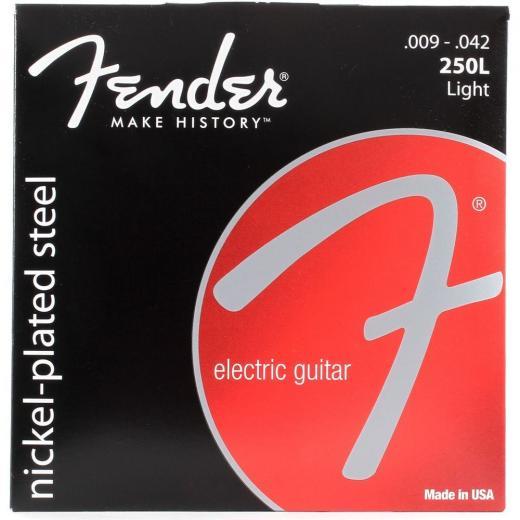 Set Cuerdas Guitarra Electrica Light