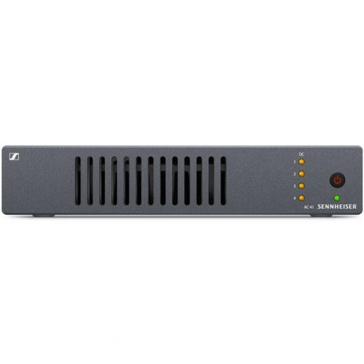 Combinador de antena para transmisores de monitoreo in-ear con fuente de alimentación y cables