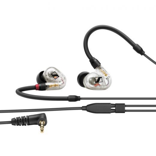 Cable desmontable, Juego de gomas para auriculares de silicón, conductor con transductor dinámico, rendimiento acústico mejorado