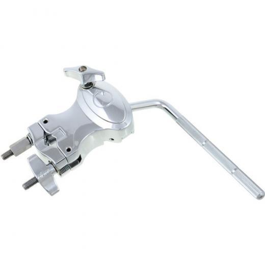 Clamp con brazo en L de 10.5 mm para Toms u otro engranaje - cromado