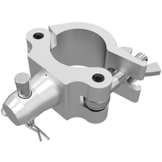 2 pulgadas de alta resistencia, estilo de gancho con pivote, carga máxima 300 Kgs., construccion aluminio 6061-T6