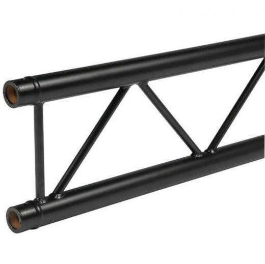 Truss Plano 3000x290 mm, 3 mm de grosor heavy duty, negro matte, 3 Mts de longitud, construccion aluminio 6061-T6