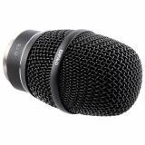 Micrófono vocal súper cardioide DPA 2028 con adaptador SL1 para transmisores inalambricos (Shure / Sony / Lectrosonics), acabado negro, respuesta plana