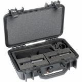 Micrófonos condensador cardioide de diafragma compacto, cápsula MMC2011 con sistema ¨Twin-Diaphragm¨ que combina la calidad de las series d:dictate™, d:screet™ y d:fine™.