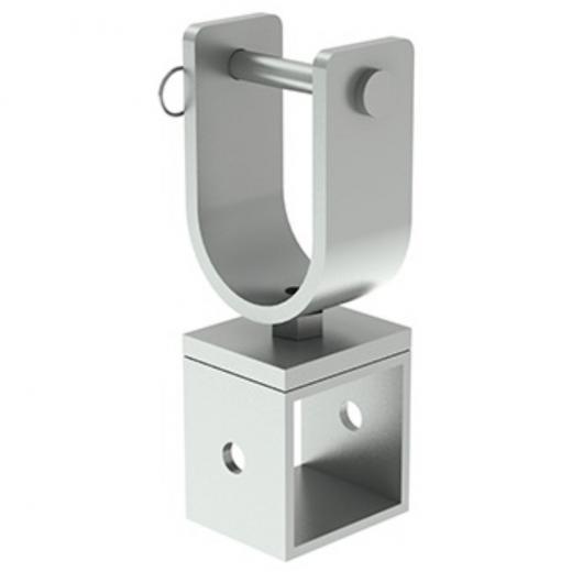 Compatible con torres elevadoras telescópicas MEGARA / ELV Series, para truss hasta 40 cms