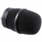 Micrófono vocal súper cardioide DPA 2028 con adaptador Se2 para transmisores inalambricos (Sennheiser 2000/6000/9000 / D1 / Evolution), acabado negro, respuesta plana.