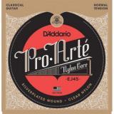 Set 6 Cuerdas Nylon Guitarra Clasica .028-.043, tono de rango completo con entonación precisa y gran proyección