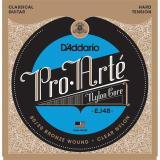 Set 6 Cuerdas Nylon Guitarra Clasica .028-.044, tension alta, tono de rango completo con entonación precisa y gran proyección