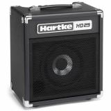 """Amplificador combo bajos de 8"""" y altavoz de aluminio con papel HyDrive, 25 watts de potencia, Salida de auriculares mono de 1/4"""" para práctica silenciosa"""